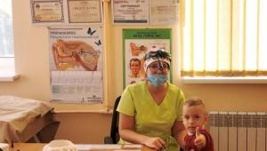 В «Тропіних» з'явиться сучасне ендоскопічне обладнання для діагностики лор-патології у дітей